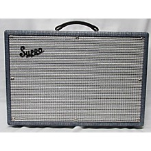 Supro 1648rt Saturn Reverb 15W Tube Guitar Combo Amp