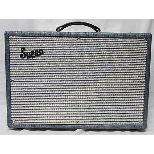 used supro 1648rt saturn reverb 15w tube guitar combo amp guitar center. Black Bedroom Furniture Sets. Home Design Ideas