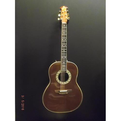 Ovation 1651 Acoustic Electric Guitar-thumbnail