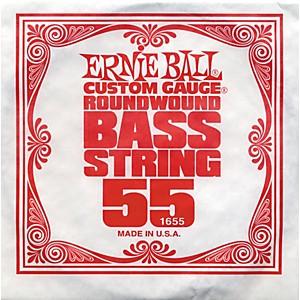 Ernie Ball 1655 Single Bass Guitar String by Ernie Ball