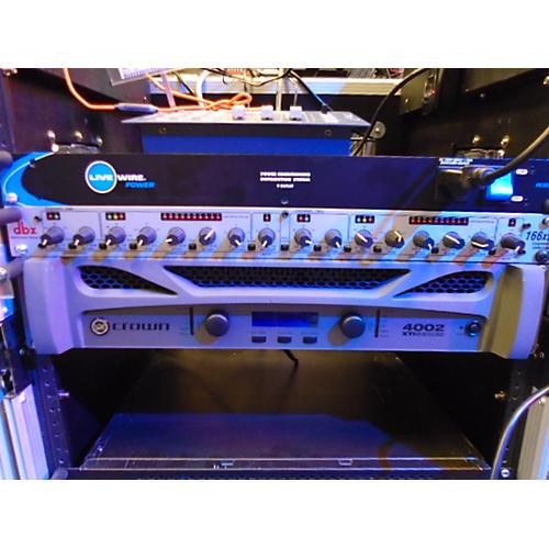dbx 166XS Dual Compressor