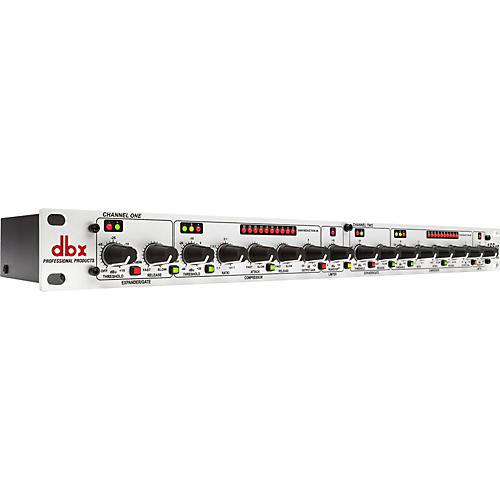 dbx 166xs Dual Compressor Limiter-thumbnail