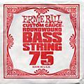 Ernie Ball 1675 Single Bass Guitar String thumbnail