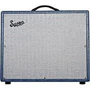 Supro 1675RT Rhythm Master 60W/45W/35W 1x15 Tube Combo Amp