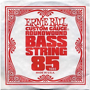 Ernie Ball 1685 Single Bass Guitar String