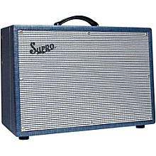 Supro 1690T Coronado 35W 2x10 Tube Guitar Combo Amp