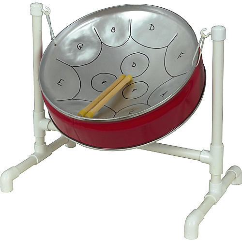 Fancy Pans 16DT Mini Pans Diatonic Steel Drum