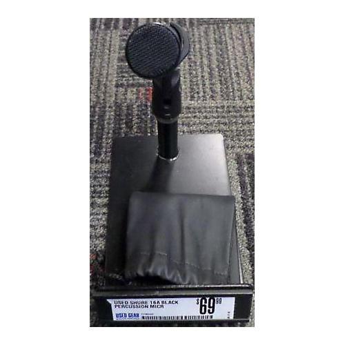 Shure 16a Drum Microphone Black