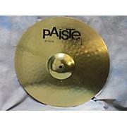 Paiste 16in 101 Brass Cymbal
