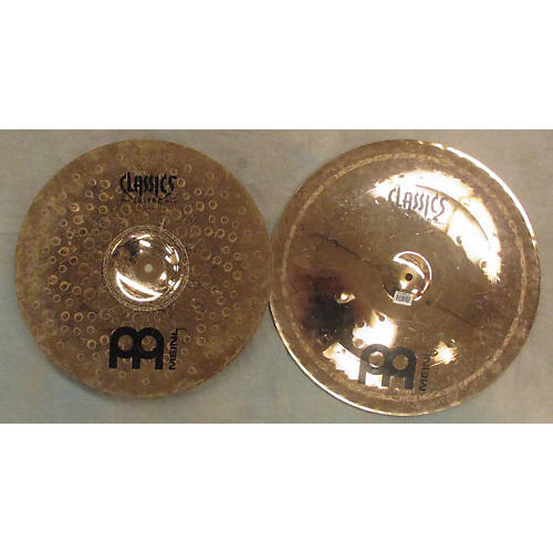 Meinl 16in 16/18 Metal Stack Cymbal