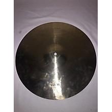"Wuhan 16in 16"" CRASH Cymbal"