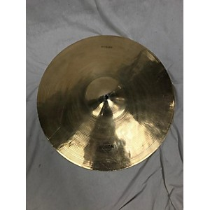 Pre-owned Wuhan 16 inch 16 inch Crash Cymbal by Wuhan