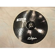 "Zildjian 16in 16"" Pitch Black Crash Cymbal Cymbal"