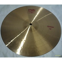 Paiste 16in 2000 Series Colorsound Crash Cymbal