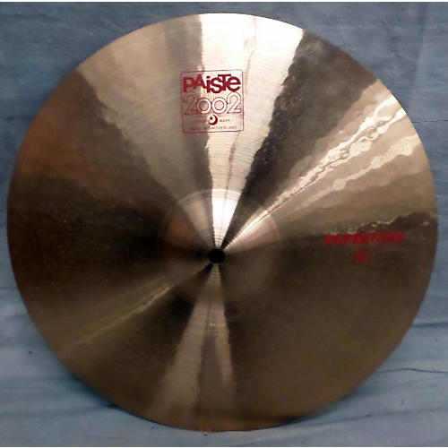 Paiste 16in 2002 Paperthin Cymbal