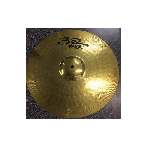 Paiste 16in 302 Crash Cymbal-thumbnail