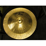 Paiste 16in 502 China Cymbal