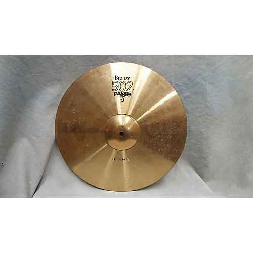 Paiste 16in 502 Cymbal