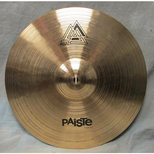 Paiste 16in 802 Cymbal