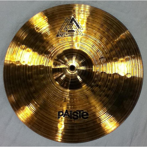 used paiste 16in 802 cymbal guitar center. Black Bedroom Furniture Sets. Home Design Ideas