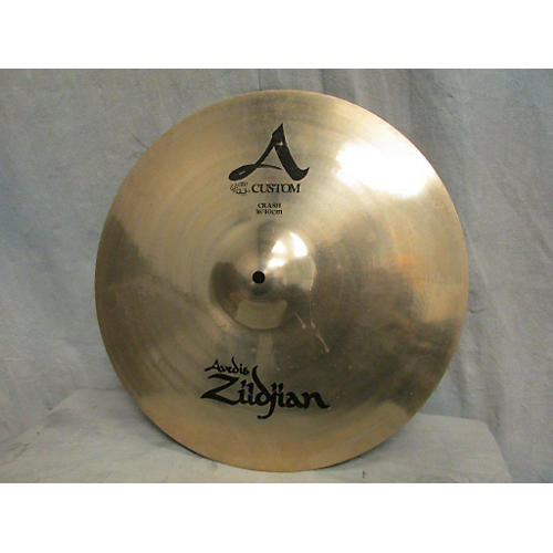 Zildjian 16in A Custom Crash Cymbal-thumbnail