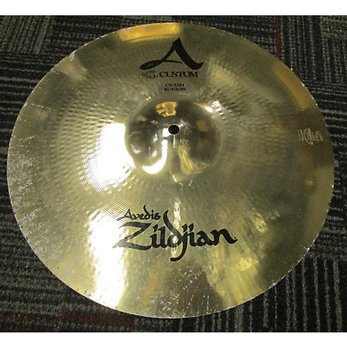 Zildjian 16in A Custom Crash Cymbal