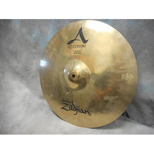 Zildjian 16in A Custom Crash Cymbal  36