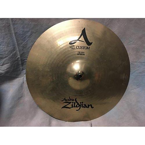 Zildjian 16in A Custom Crash Cymbal  36
