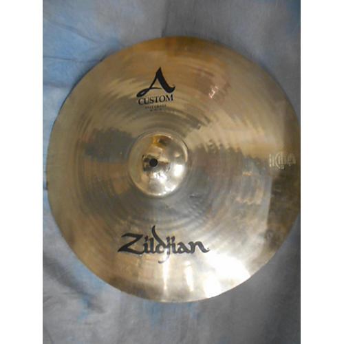 Zildjian 16in A Custom Fast Crash Cymbal