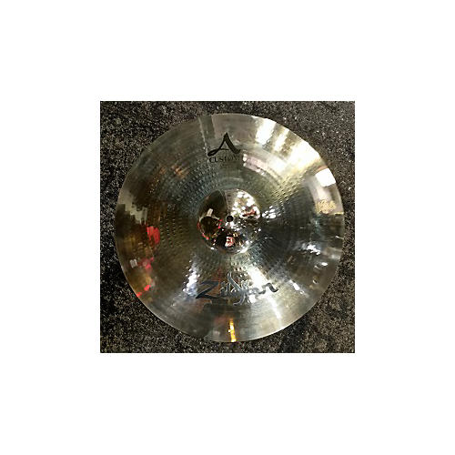 Zildjian 16in A Custom Medium Crash Cymbal-thumbnail