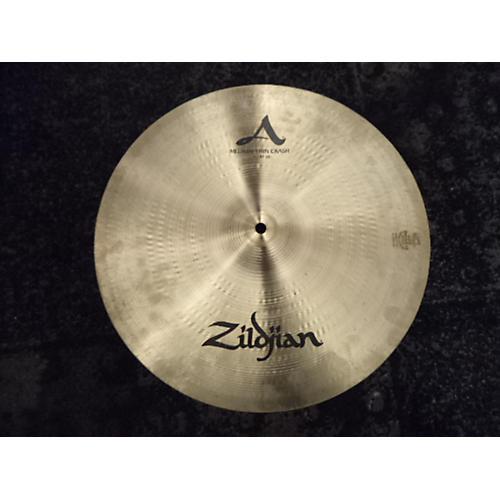 Zildjian 16in A Custom Medium Thin Crash Cymbal