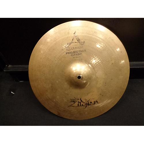 Zildjian 16in A Custom Projection Crash Cymbal-thumbnail