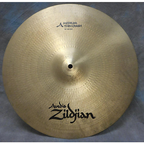 Zildjian 16in A Medium Thin Cymbal
