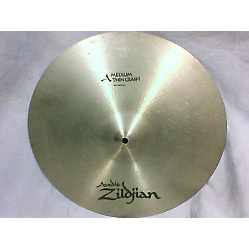Zildjian 16in A Series Medium Thin Crash Cymbal-thumbnail