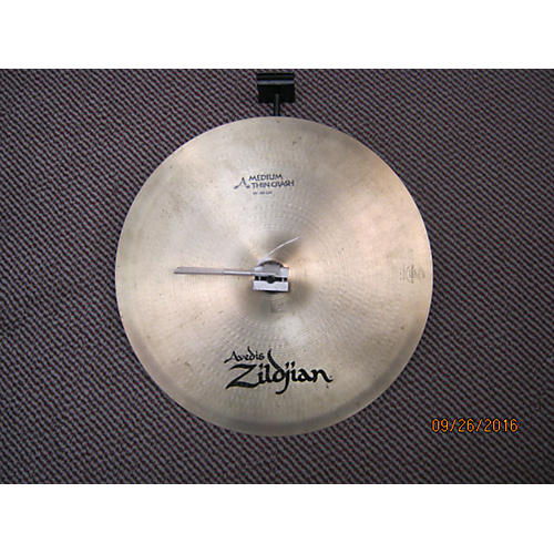 Zildjian 16in A Series Medium Thin Crash Cymbal-thumbnail