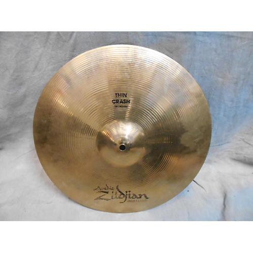 Zildjian 16in A Series Thin Crash Cymbal-thumbnail