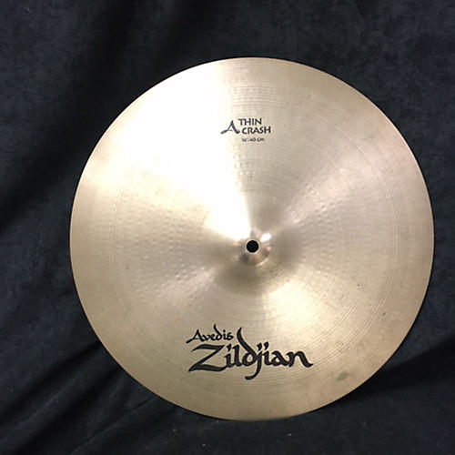 Zildjian 16in A Series Thin Crash Cymbal