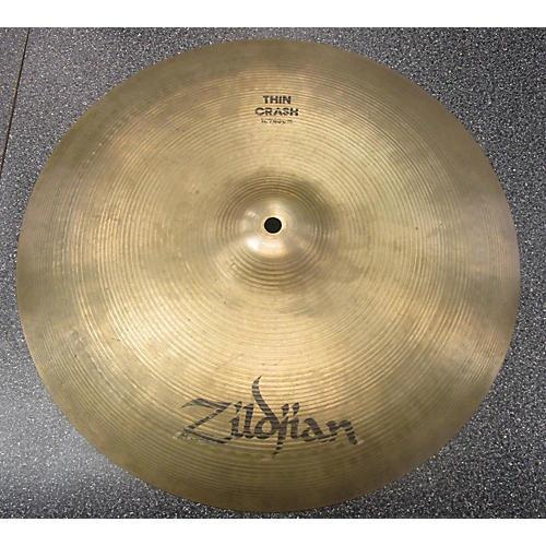 Zildjian 16in A Series Thin Crash Cymbal