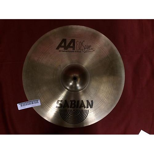 Sabian 16in AA El Sabor Crash Cymbal