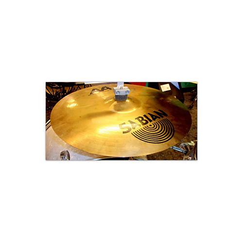 Sabian 16in AA Medium Thin Crash Cymbal-thumbnail