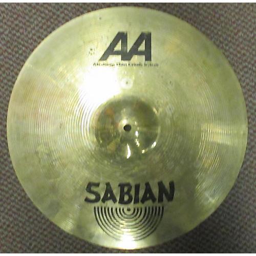 Sabian 16in AA Medium Thin Crash Cymbal  36