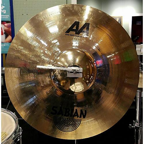 Sabian 16in AA RAW BELL CRASH Cymbal-thumbnail