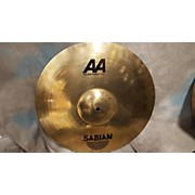 Sabian 16in AA RAW BELL CRASH Cymbal