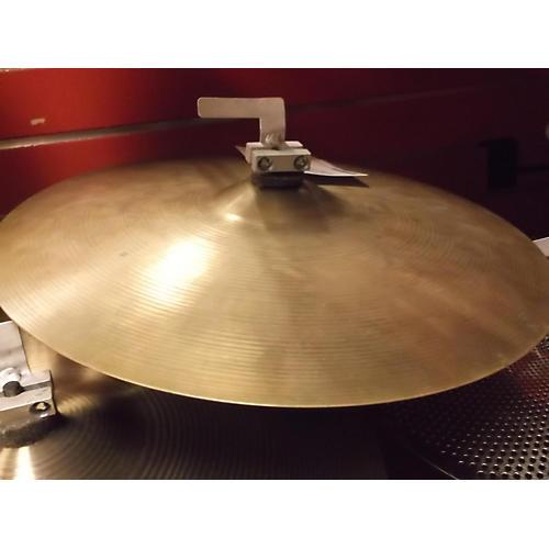 Sabian 16in AA Rock Crash Brilliant Cymbal