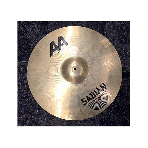 Sabian 16in AA Rock Crash Brilliant Cymbal  36