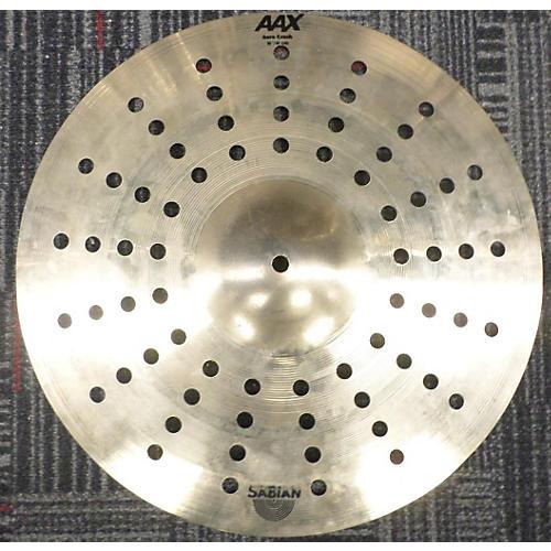 Sabian 16in AAX Aero Crash Cymbal
