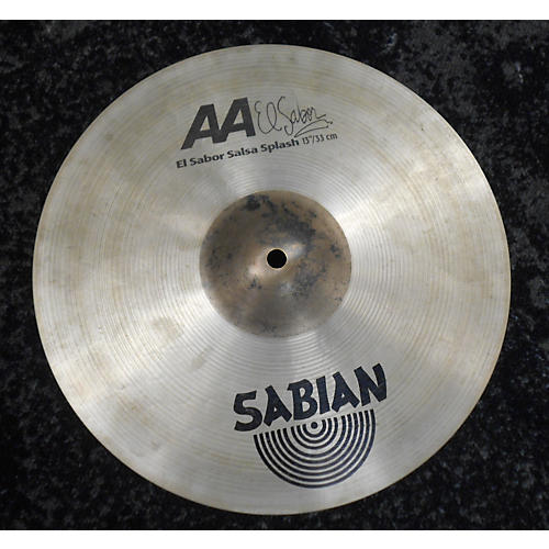 Sabian 16in AAX El Sabor Picante Hand Crash Cymbal