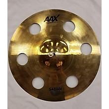 Sabian 16in AAX O-ZONE CRASH Cymbal