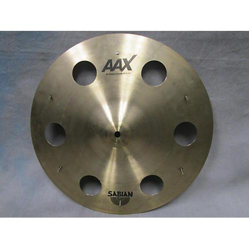 Sabian 16in AAX Ozone Crash Cymbal