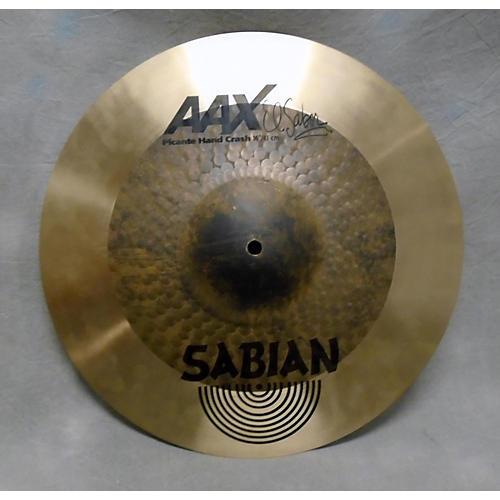 Sabian 16in AAX Picante Hand Crash Cymbal